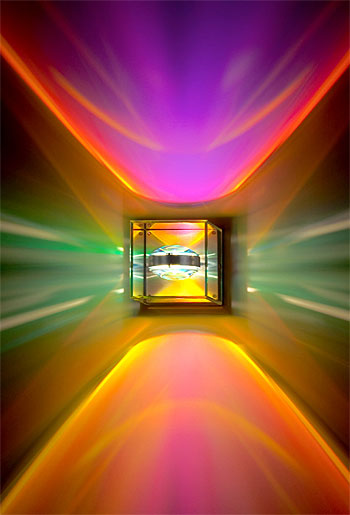 Wandstrahler Innen Led Dimmbar : LED warmweiß, (3000K), 12 + 30 Grad Abstrahlwinkel M5652140