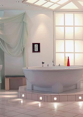 einbauleuchten mit spritzwasserschutz. Black Bedroom Furniture Sets. Home Design Ideas