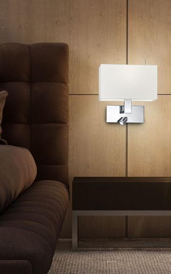bett leseleuchten. Black Bedroom Furniture Sets. Home Design Ideas