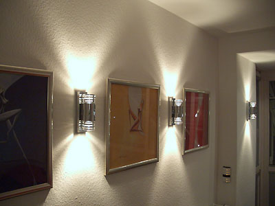 die wandleuchten teil 2 aus dem programm von wohlrabe. Black Bedroom Furniture Sets. Home Design Ideas