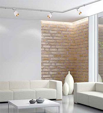 das niedervolt schienensystem magnetline von lumexx im. Black Bedroom Furniture Sets. Home Design Ideas