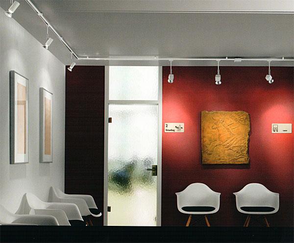 hochvolt schienensystem voltino duolare von bankamp. Black Bedroom Furniture Sets. Home Design Ideas