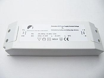 24v led konverter dimmbar von wohlrabe lichtsysteme. Black Bedroom Furniture Sets. Home Design Ideas